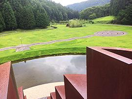 室生山上公園・芸術の森